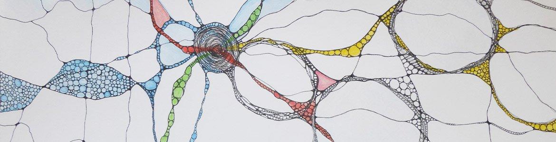 Kreative Neurobilder